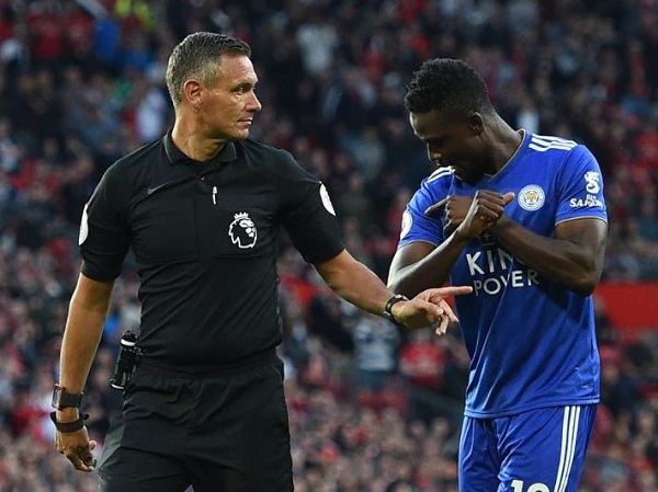 Leicester City fans enraged after Daniel Amartey'helped' Man United to win