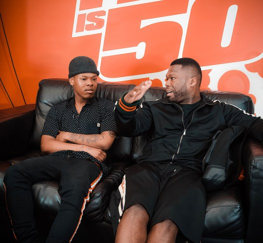 Nasty C talks Hip Hop in South Africa, spends time with 50 Cent