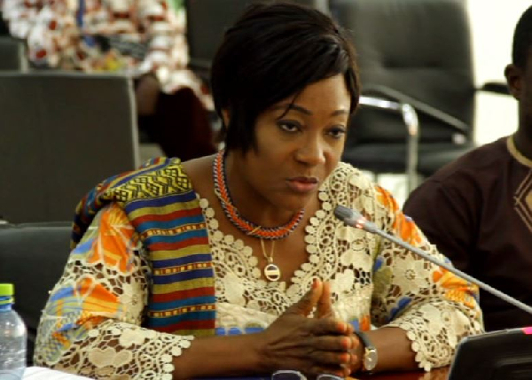 Otiko Djaba rejects ambassador job, bows out of politics after 13 years