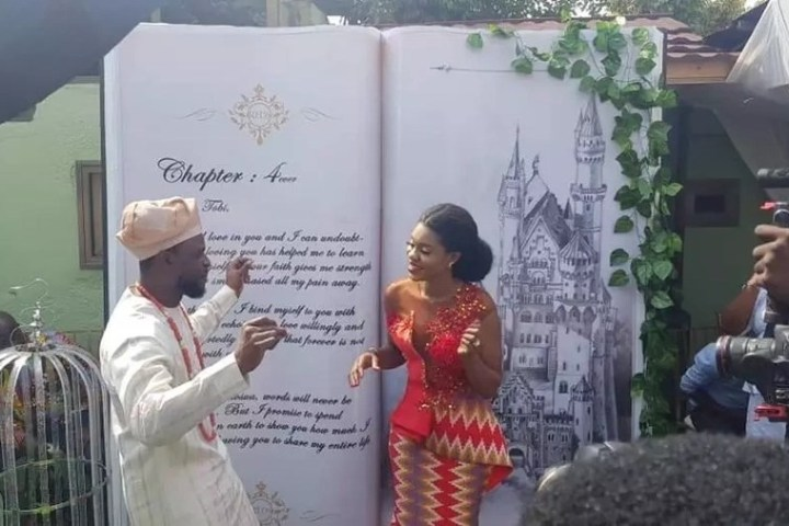 Photos from Becca's traditional wedding ceremony (2)