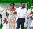 Sarkodie and Tracy's wedding (1)