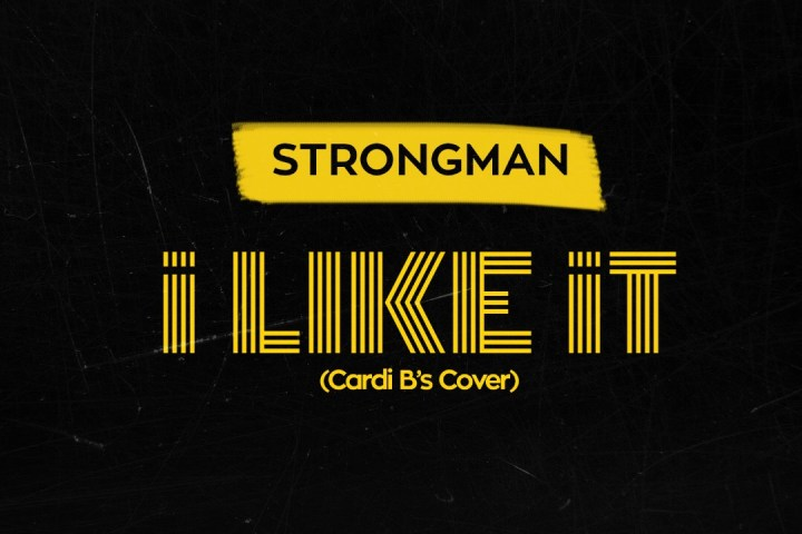 Strongman – I Like That Cover