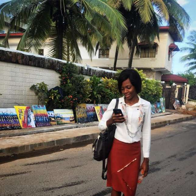 Meet Thelma, the sales girl turns successful entrepreneur