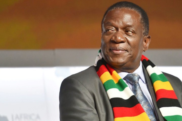 Zimbabwe's Inauguration of Prez Emmerson halted until court decides