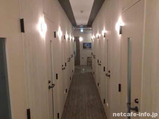 ウエストサイドルーム渋谷は全室完全個室