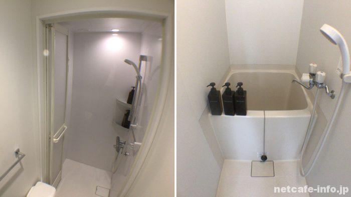 シャワールーム・化粧室③