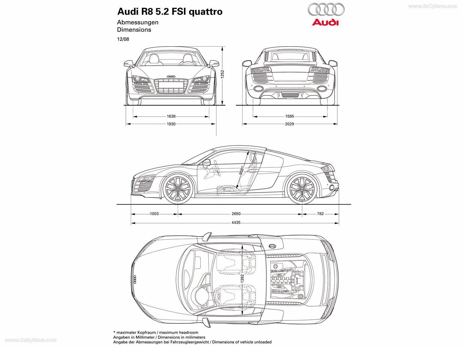 Audi R8 V10 5 2 Fsi Quattro
