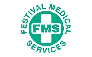 Festival Medical Services - UK event medics (web development)
