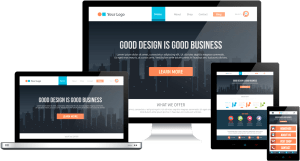 Professional websites need professional web design