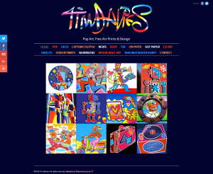 Tim Davies (web design & web development)