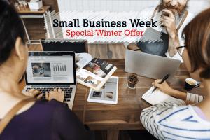 Small Business Week Winter Offer 2019