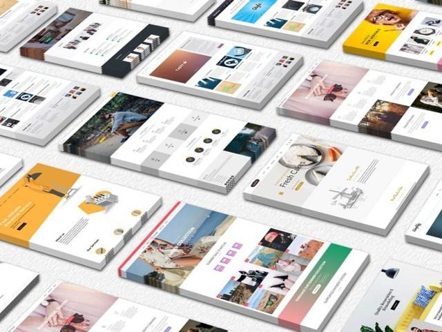 Affordable web design - simple small business website design