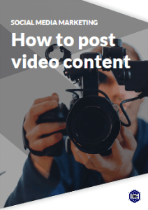 How to post video content for social media marketing