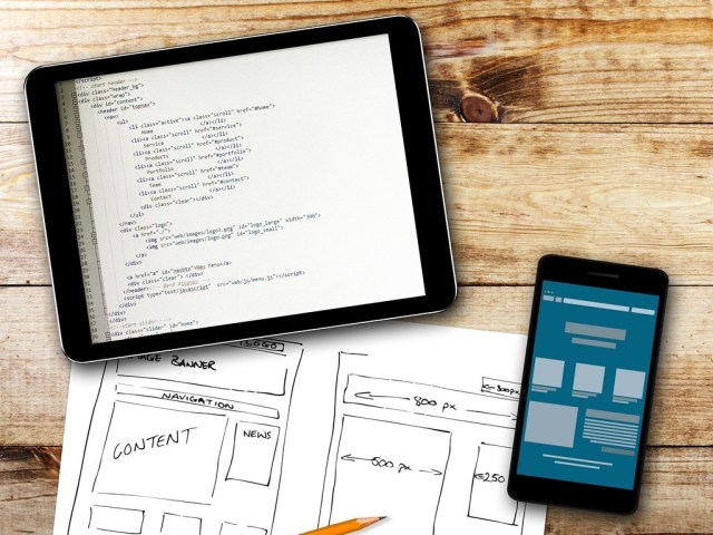How to start a small business website