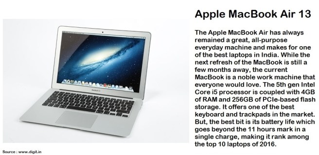 Apple MacbookAir13