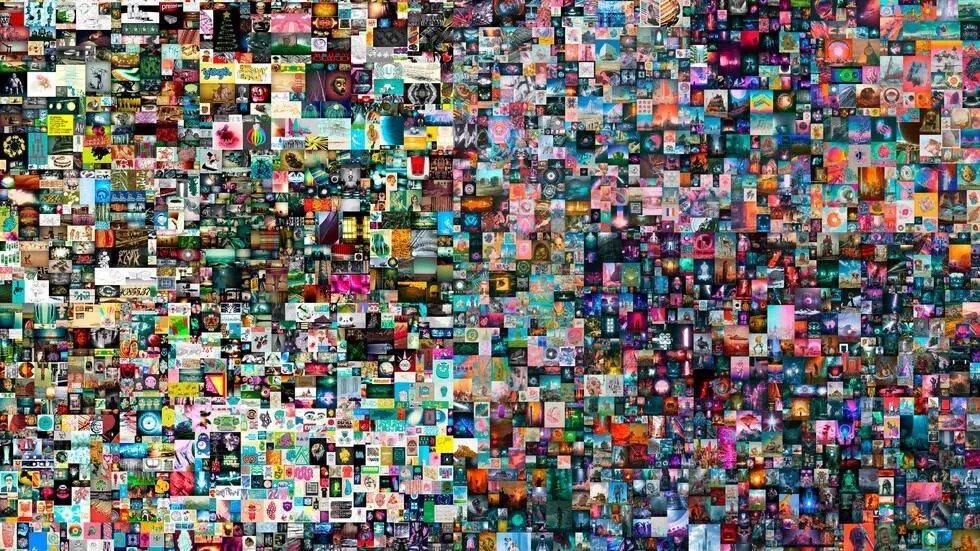 Une œuvre numérique de l'artiste américain Beeple vendue 69,3 millions de dollars, un record
