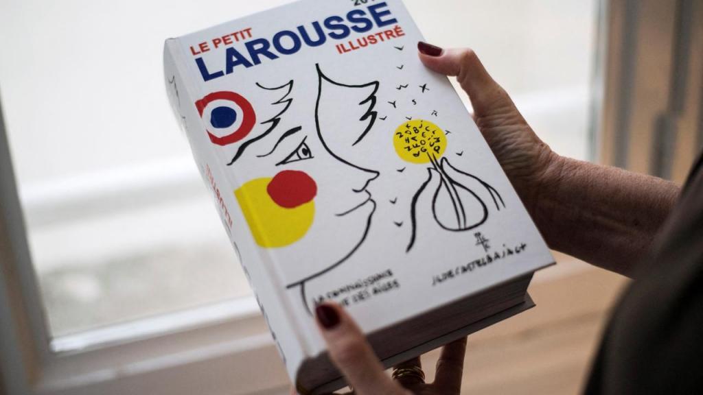Les 170 nouveaux mots dans le Petit Larousse 2022