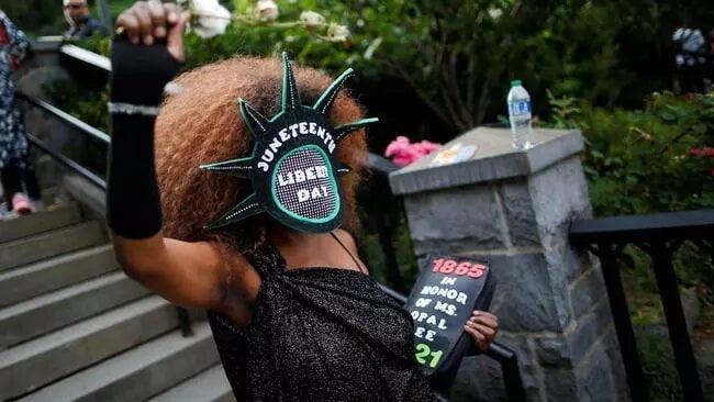 États-Unis: «Juneteenth», une fête nationale pour commémorer la fin de l'esclavage