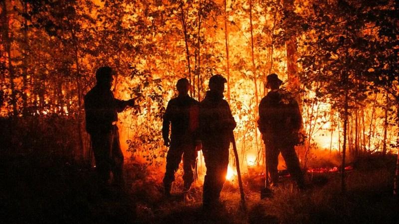 Russie: immenses incendies en Sibérie, les fumées atteignent le pôle Nord
