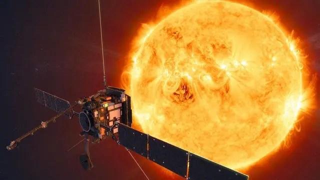 Espace : vers une gigantesque panne d'internet causée par une tempête solaire  ?