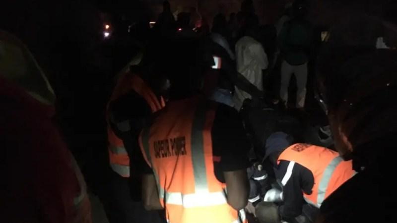 Plusieurs morts dans un grave accident à Fatick