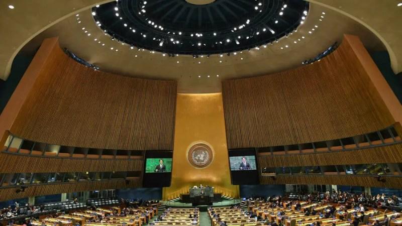 «Nouvelle guerre froide»: à l'ONU, Joe Biden et Xi Jinping tentent de rassurer sans convaincre