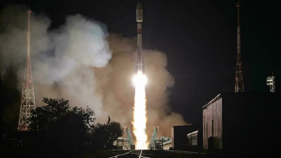 Internet spatial: lancement de 34 nouveaux satellites britanniques