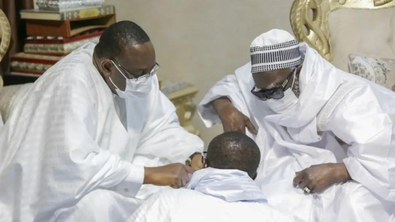 🇸🇳 Macky Sall souhaite un bon Magal de Touba à tous les musulmans