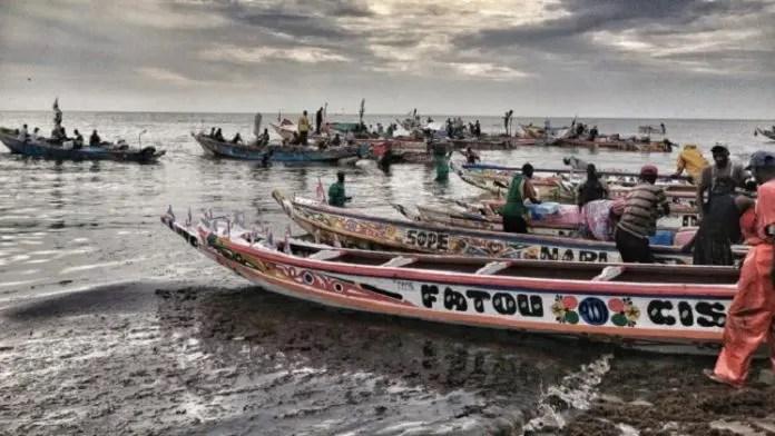 🇸🇳 Une centaine de pêcheurs sénégalais retenus en Guinée par les garde-côtes (association)