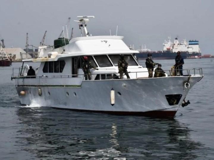 🇸🇳 La marine intercepte un navire impliqué dans un trafic de drogue dure