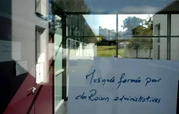 🇫🇷 France : fermeture de la mosquée d'Allonnes Sur instruction du ministre de l'Intérieur, Gérald Darmanin