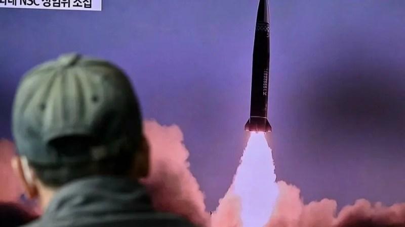 🇰🇵 Corée du Nord : Washington condamne le «lancement d'un missile balistique»