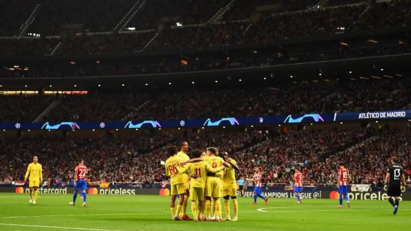 🇪🇸 Ligue des Champions : Liverpool s'impose sur la pelouse de l'Atlético de Madrid, le Real Madrid humilie le Shakhtar