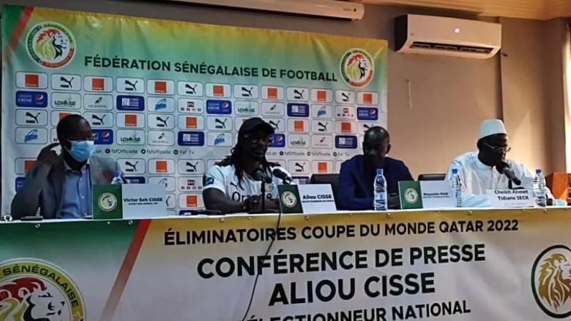 🇸🇳 Revivez la publication de la liste des Lions du Sénégal