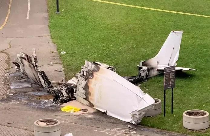🇨🇦 La demande en mariage vire au drame: l'avion s'écrase