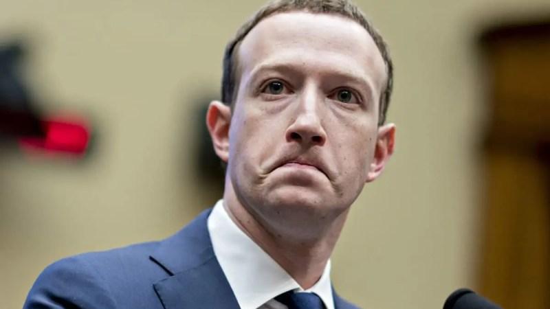 🇺🇲 Le patron de Facebook, Mark Zuckerberg, perd 6,4 milliards de dollars