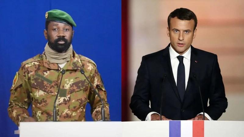 🇲🇱•🇫🇷 Propos de Macron: l'Ambassadeur de France convoqué par le ministre malien des Affaires étrangères