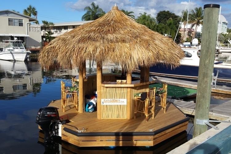Cruisin Tiki Party Boat