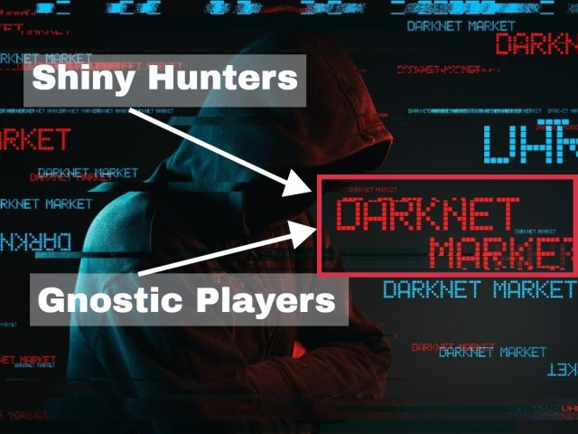 ShinyHunters similar to GnosticPlayers in data breach pattern