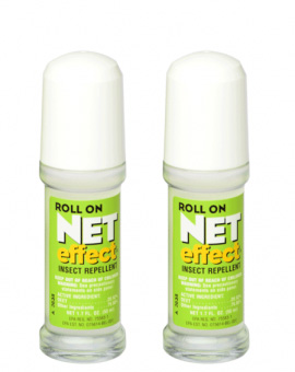 get extra protection from insects with a net effect 2 pack
