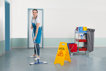 Limpieza Áreas de Servicio