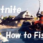 【フォートナイト】フロッパー&スラープフィッシュで高速回復!魚釣りの方法を紹介【Fortnite】