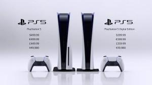 【News】「Playstation5」11月12日に発売決定。価格は通常版4万9980円 デジタル版3万9980円