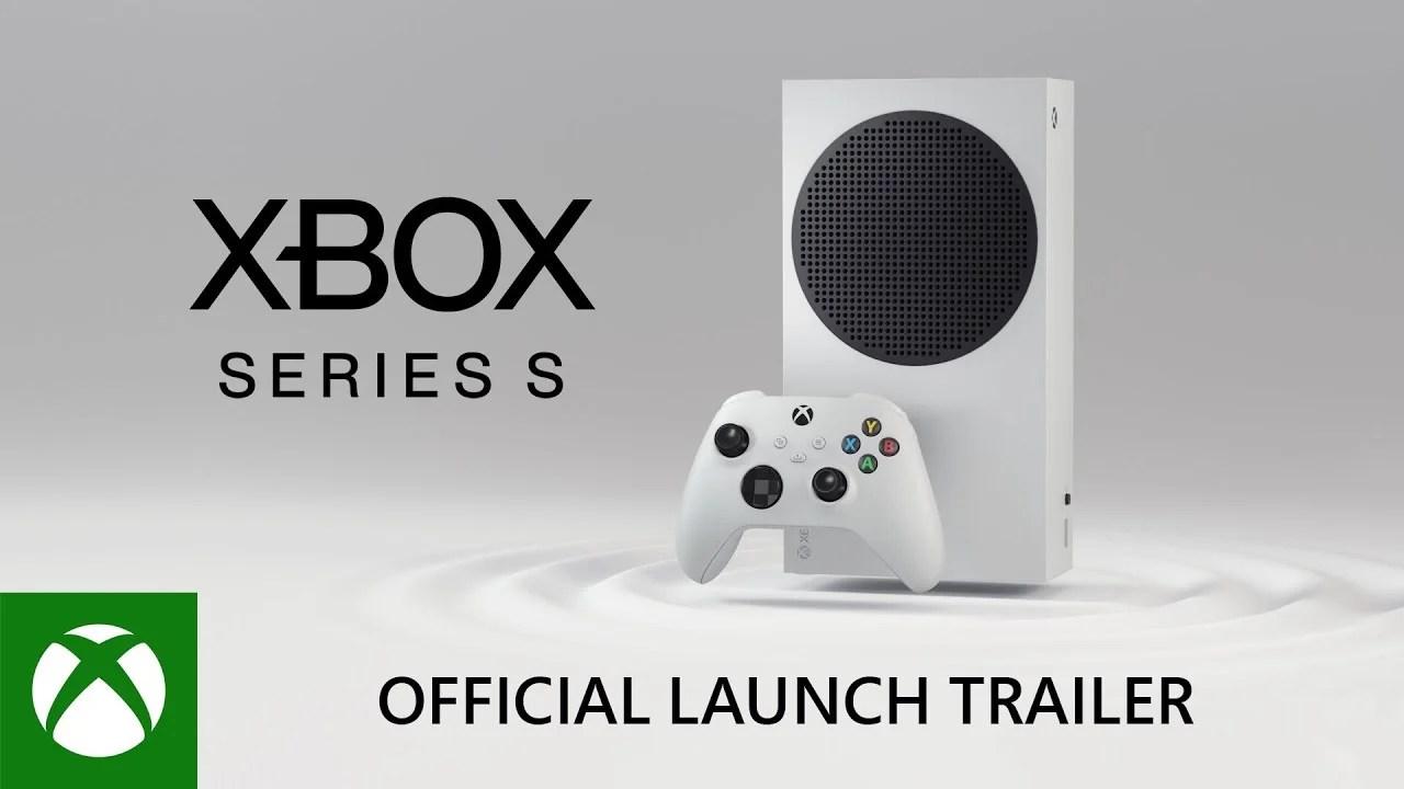 【News】299ドルで11月10日に発売!「Xbox Series S」のトレイラー&スペックが公式より公開