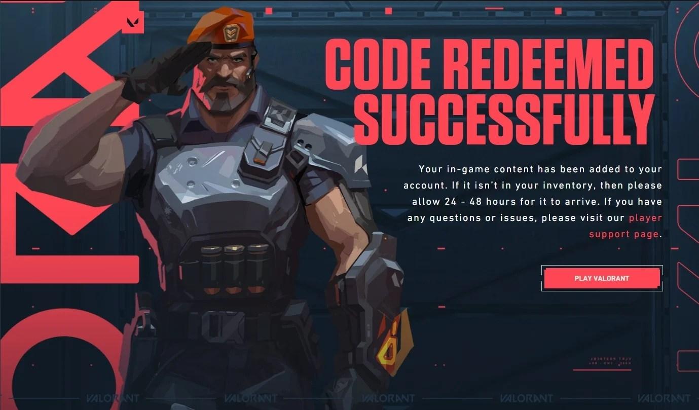 【VALORANT】コードの引き換え方法を解説。特設サイトにコードを入力して限定アイテムをアンロックしよう!【ヴァロラント】