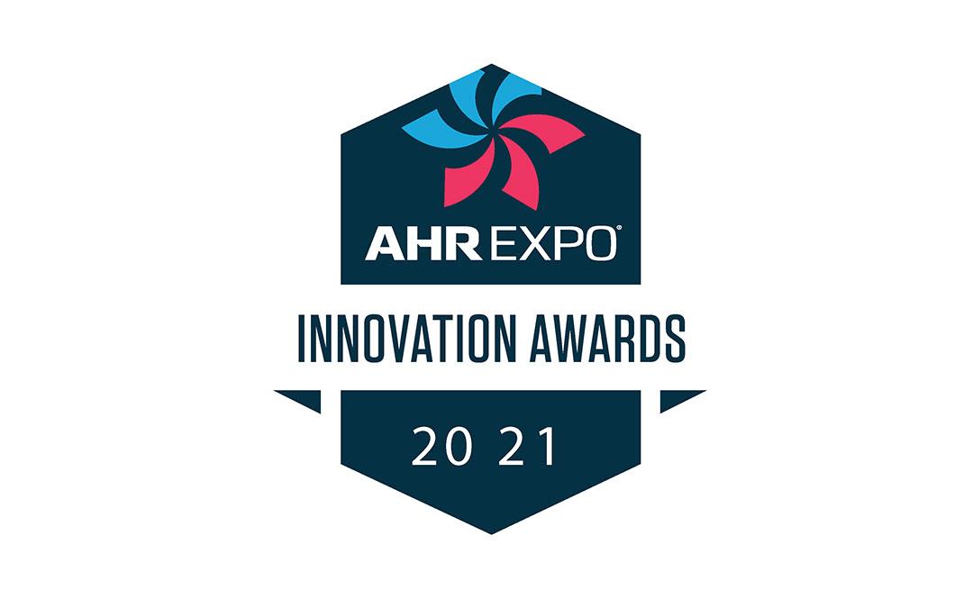 AHR Expo 2021 Innovation Awards Winner