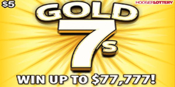 7 Gold Scratch Lottery Netent Games