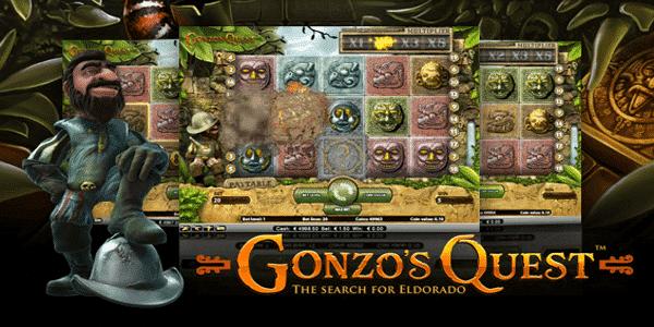 Gonzos Quest  Netent Slot