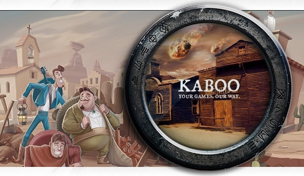 Kaboo Casino promotion