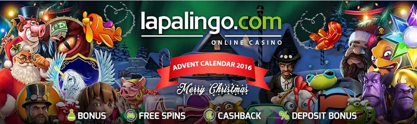 Lapalingo casino welcome offer